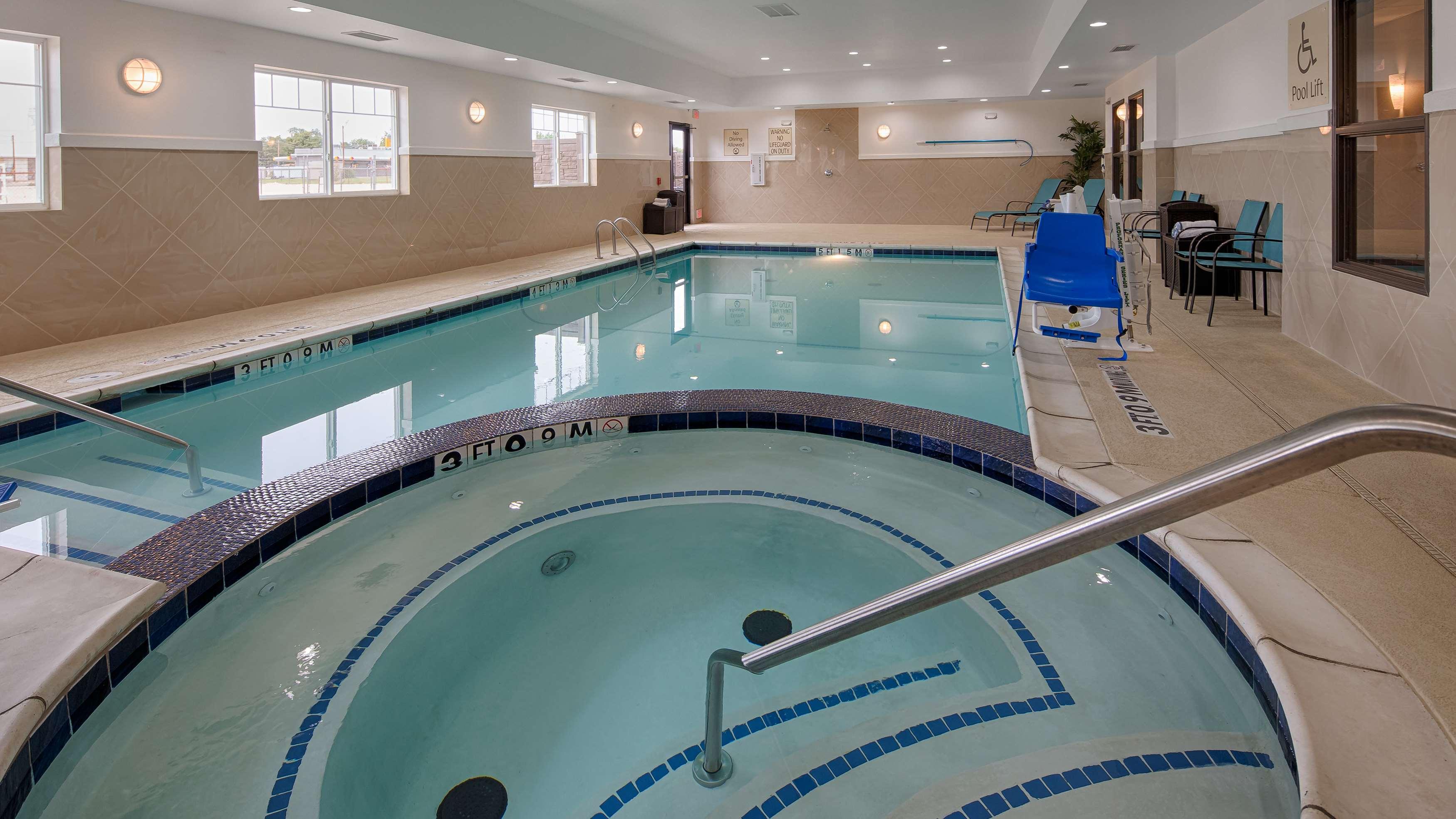 Best Western Plus Denver City Hotel & Suites image 7