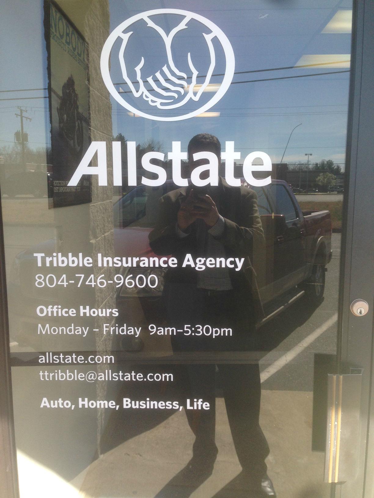 Trip Tribble: Allstate Insurance image 1