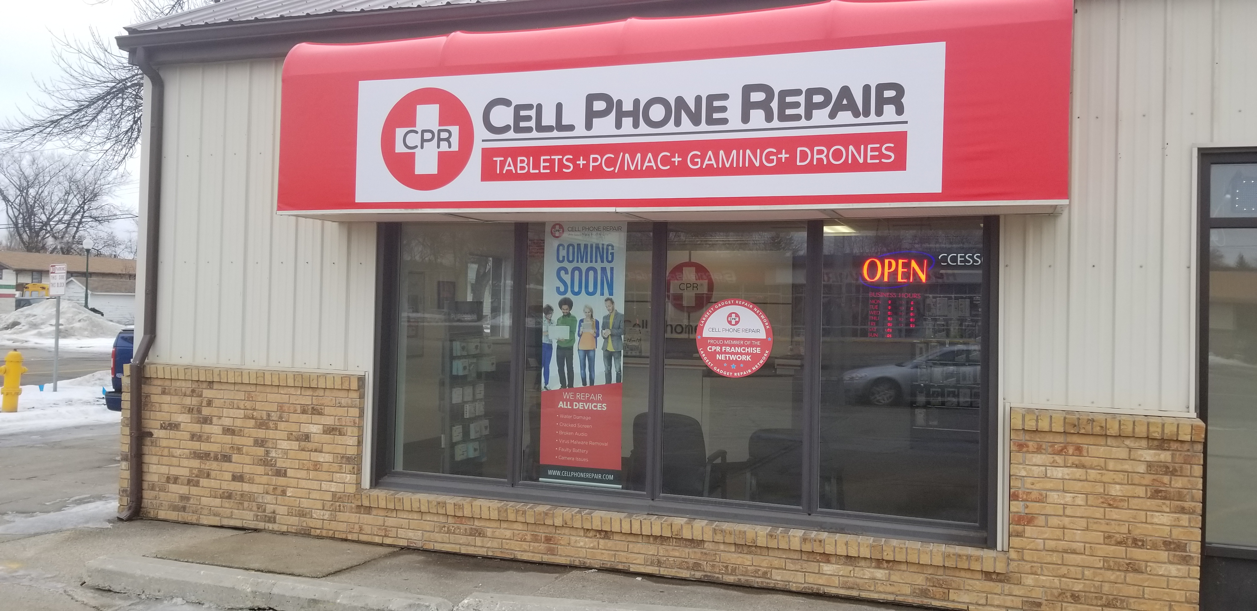 CPR Cell Phone Repair Grand Forks image 0