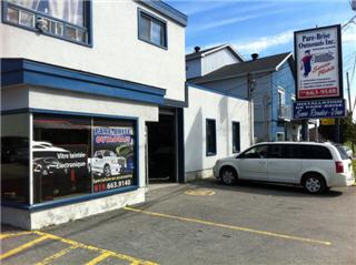 Pare-Brise Outaouais Inc à Gatineau