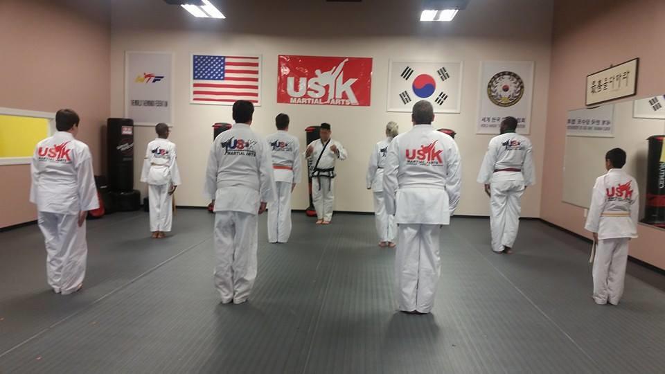 USK Martial Arts image 1