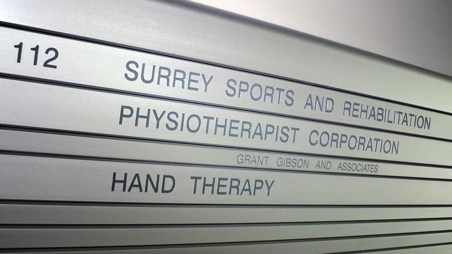 Surrey Sports Physio in Surrey