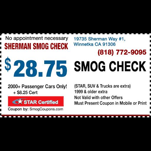 Sherman Smog Check