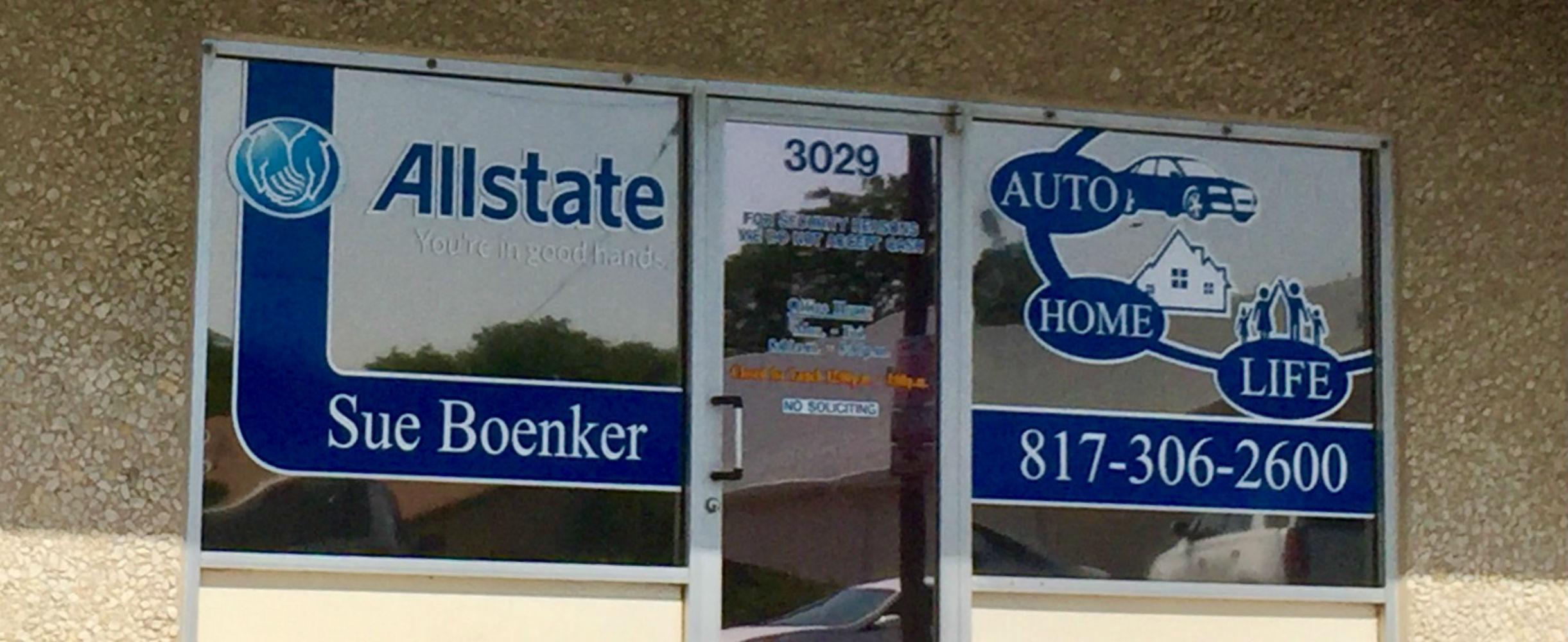Sue N. Boenker: Allstate Insurance image 2