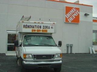 Renovation Zora Inc
