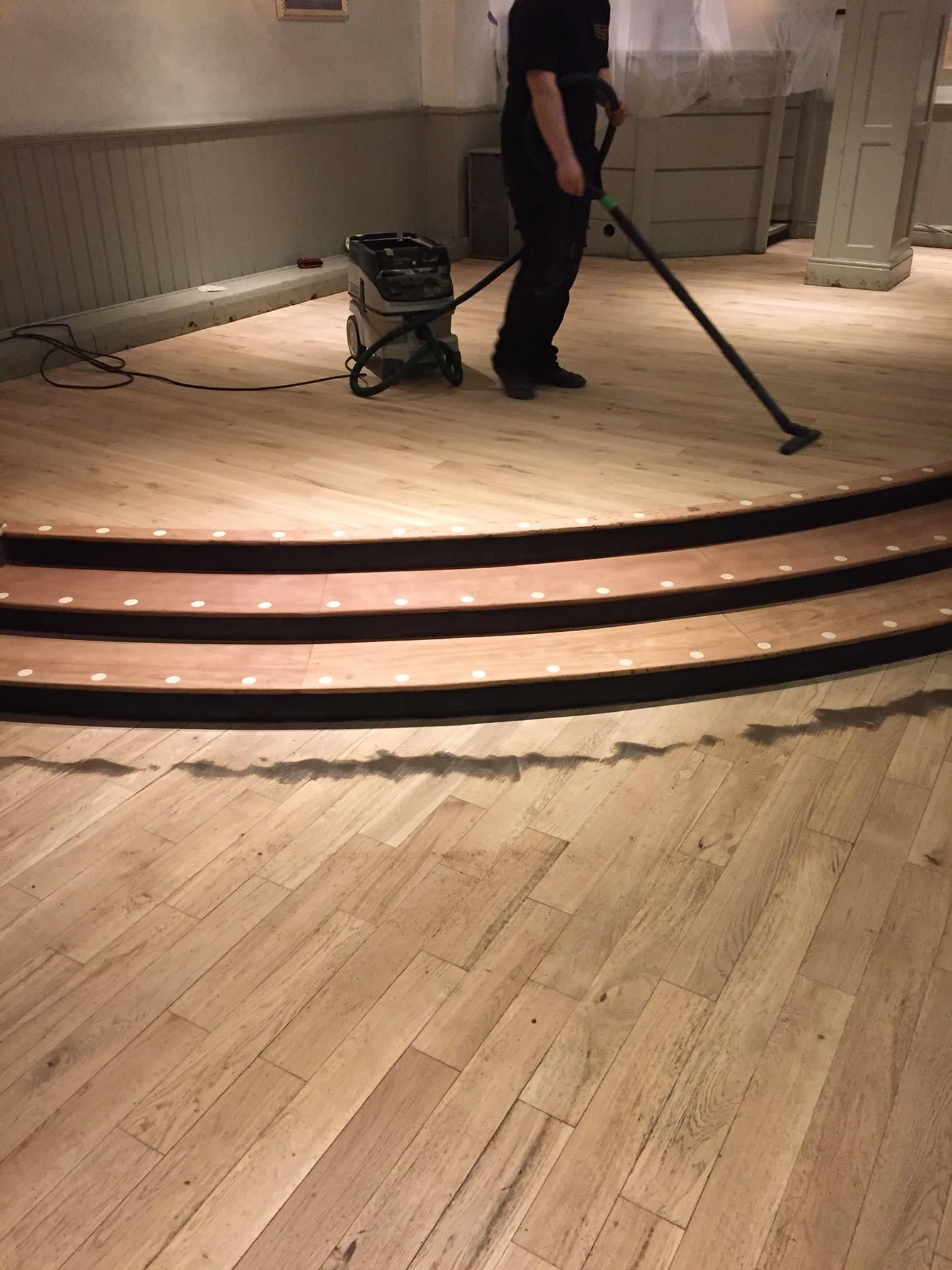 Restore a floor northwest flooring services in rochdale for Northwest flooring
