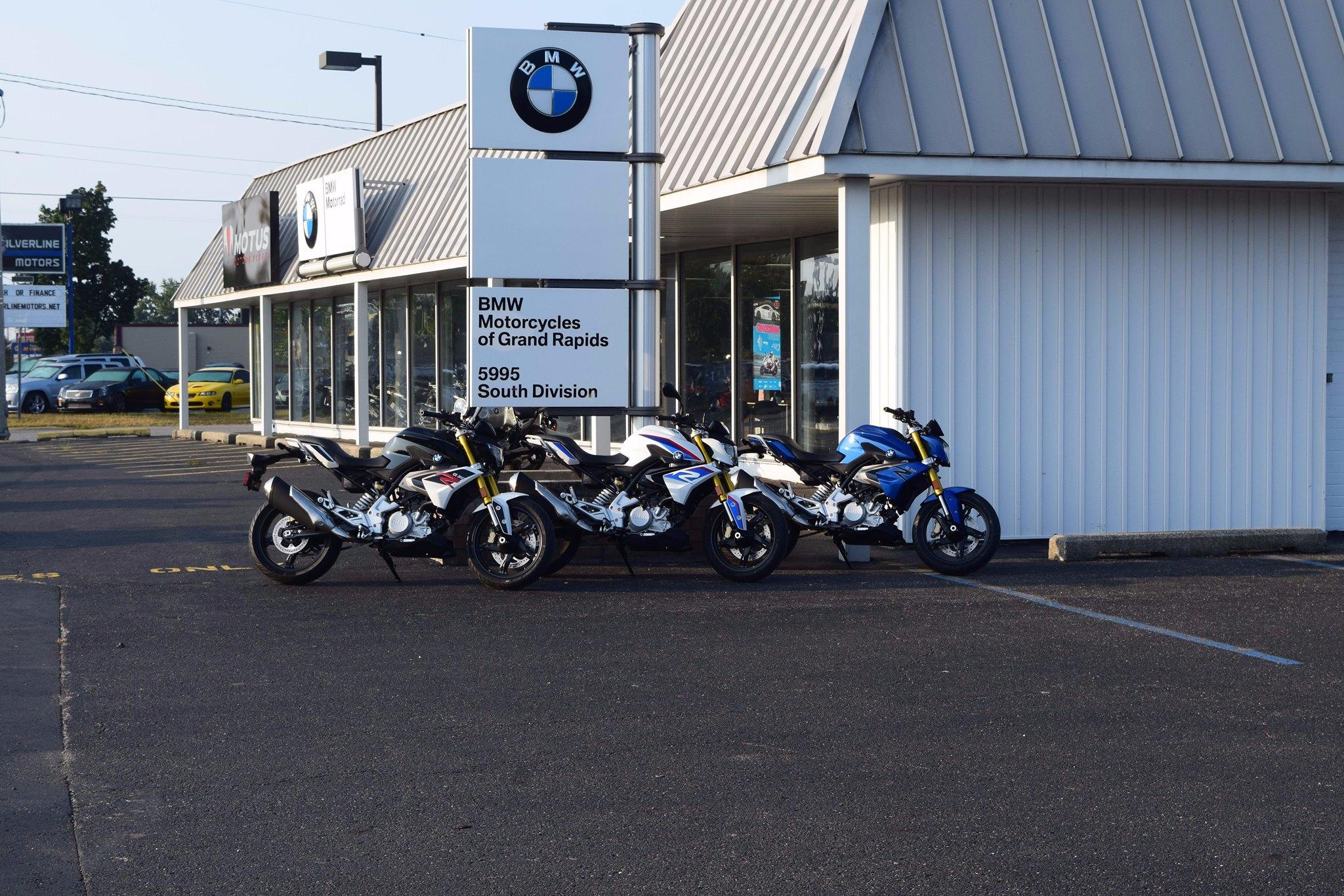 Bmw Motorcycles Of Grand Rapids 5995 Division Ave S Grand Rapids Mi Motorcycle Dealers Mapquest