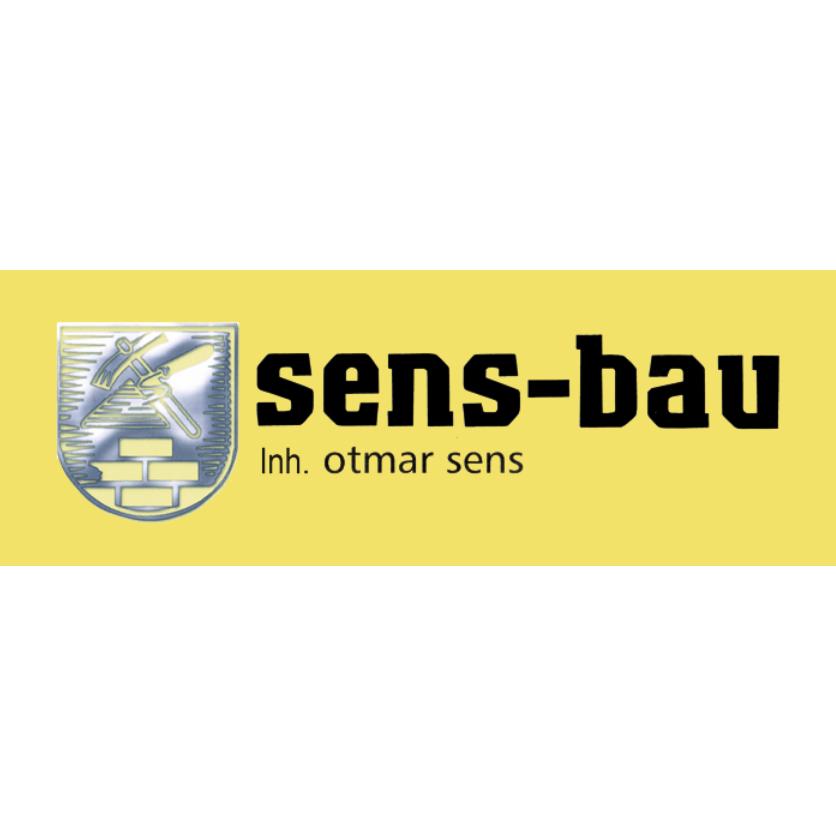 Logo von sens-bau Otmar Sens
