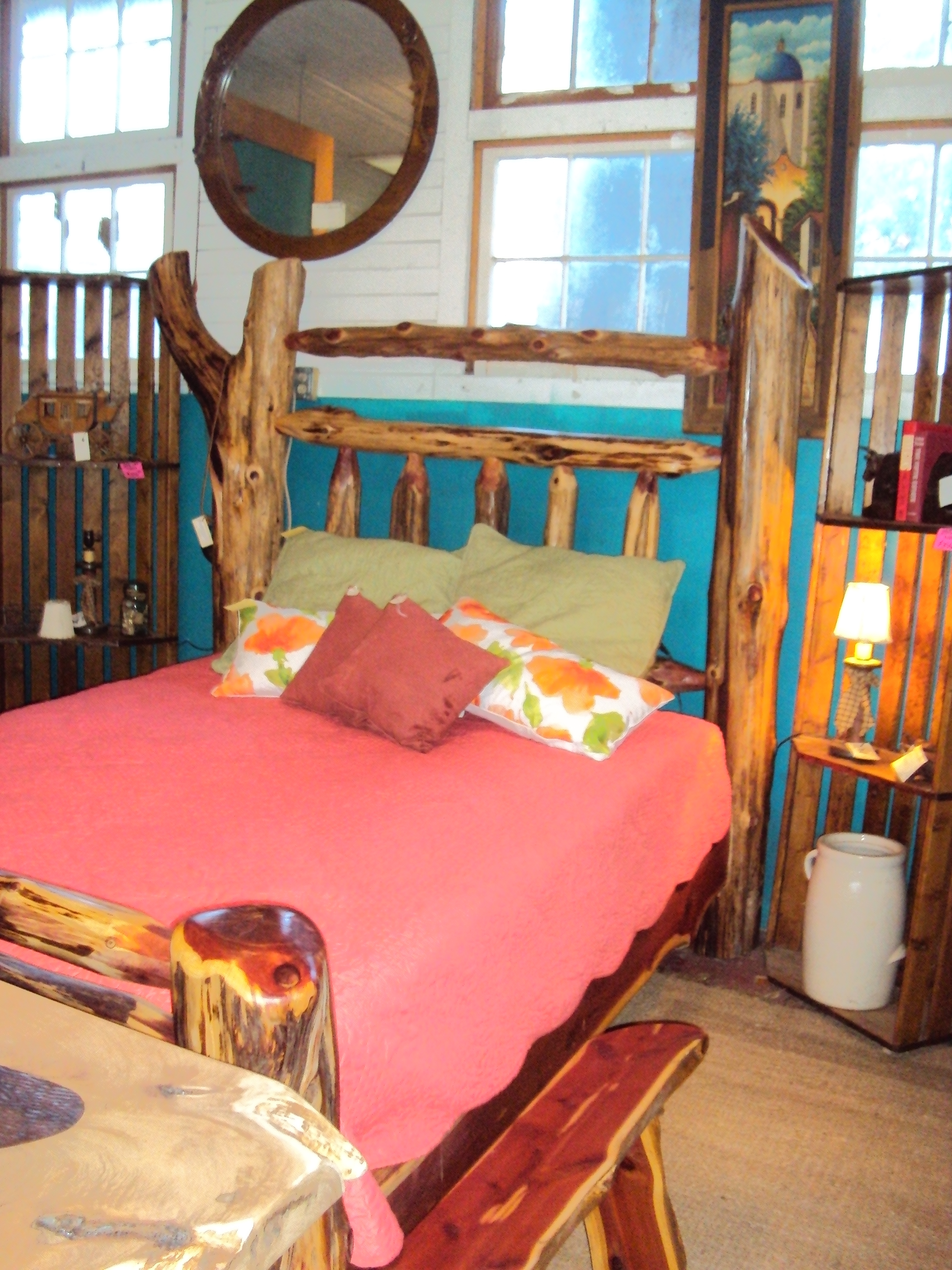 Daniel's Wood Den