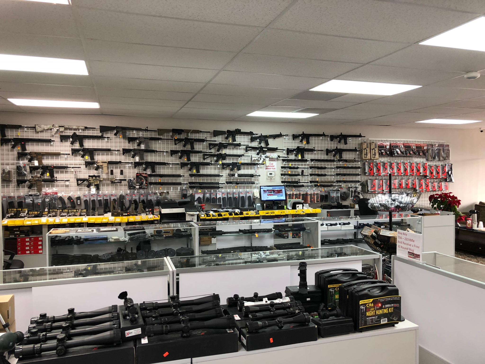 Guns Unlimited image 5