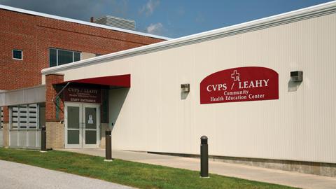 CVPS Leahy Community Health Education Center image 0
