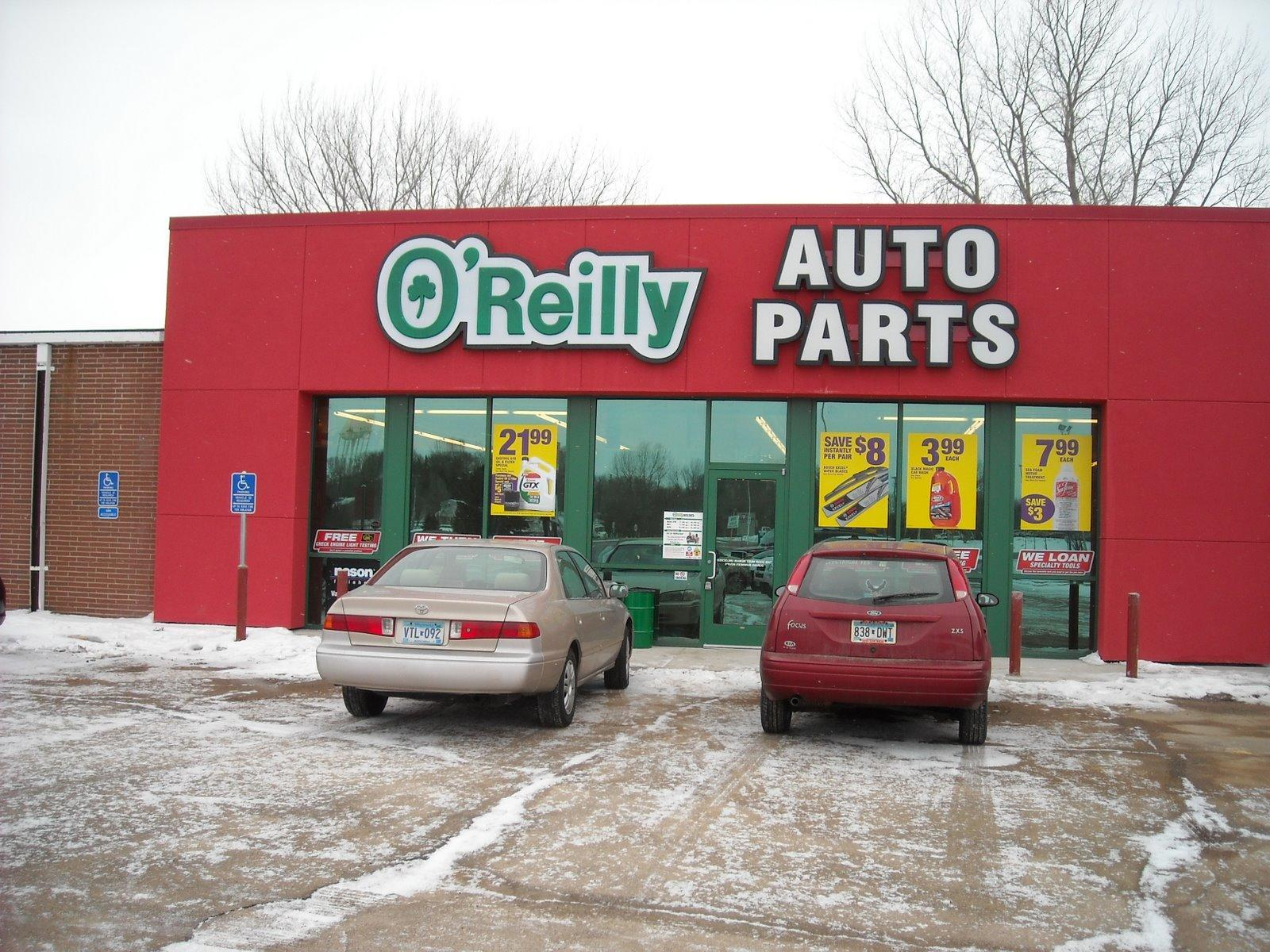 o 39 reilly auto parts in windom mn 507 831 6. Black Bedroom Furniture Sets. Home Design Ideas