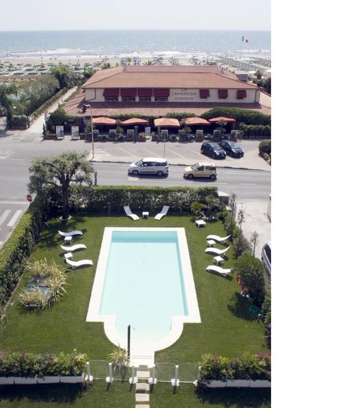 Hotel Areion Forte Dei Marmi Recensioni