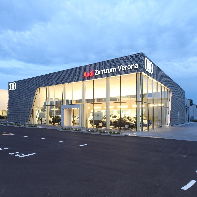 Centro Spa Audi