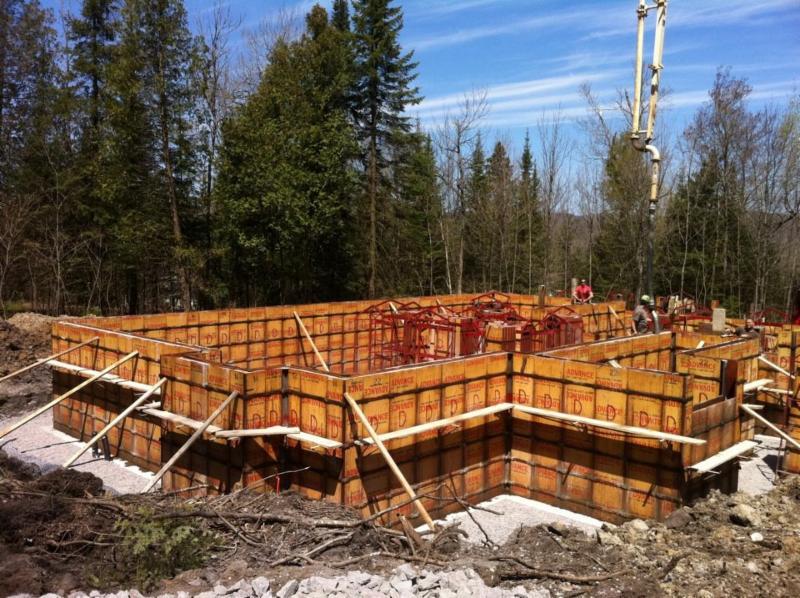 Fondations Yves Désilets Inc à Notre-Dame-des-Prairies