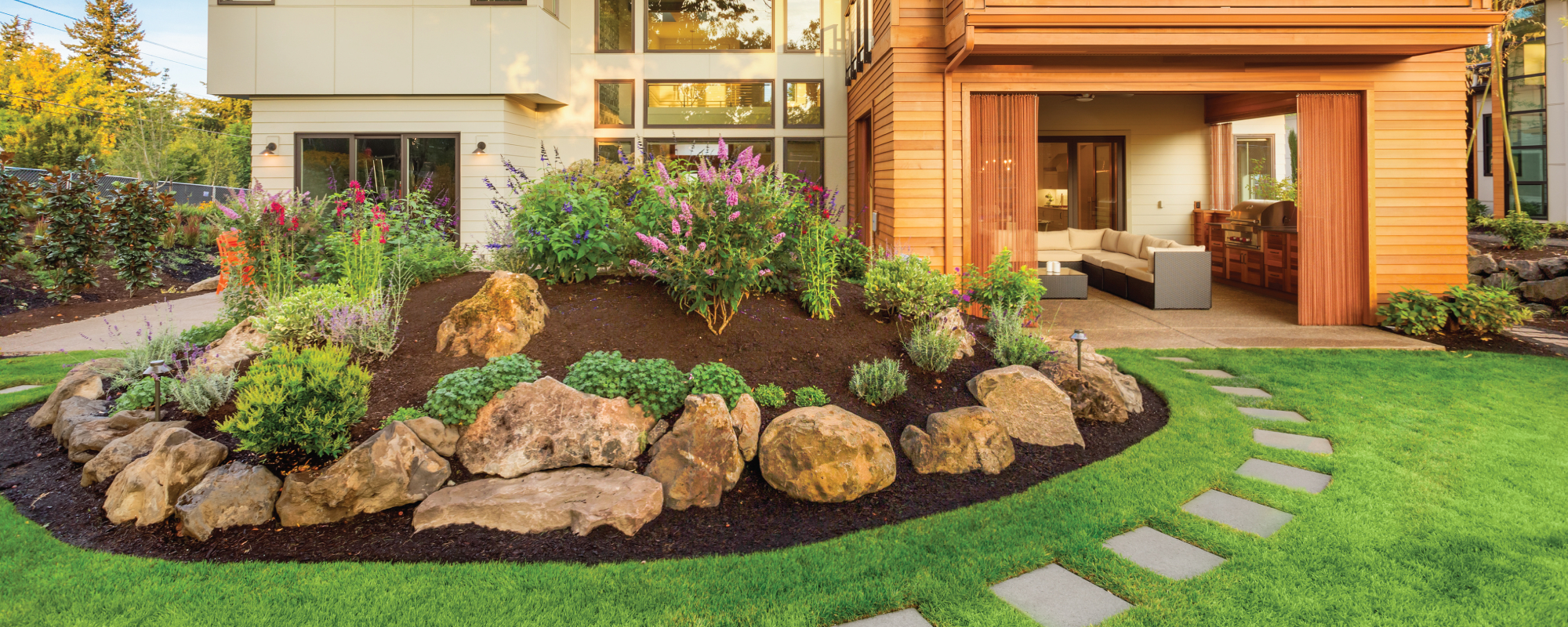 Saanich Landscaping Ltd in Victoria
