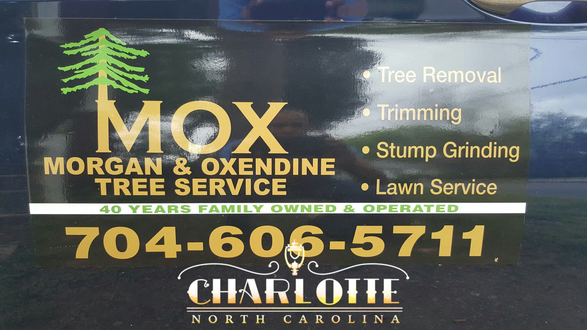 MOX Tree Service