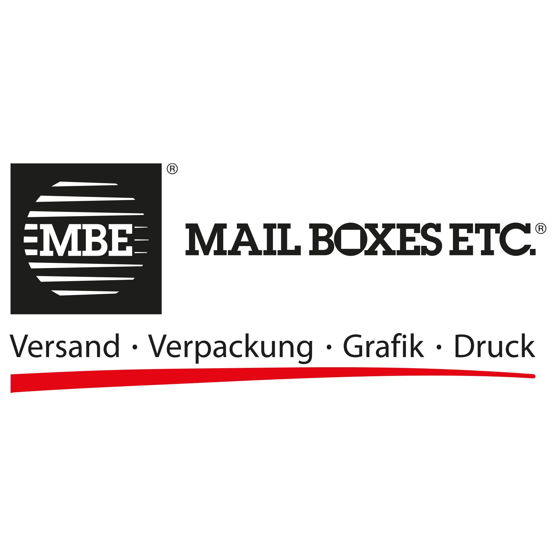 Logo von MBE Mail Boxes Etc. - Versand Verpackung Grafik Druck