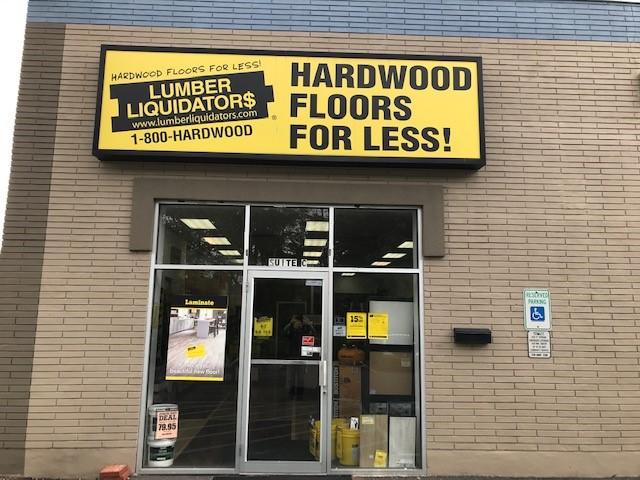 Lumber Liquidators Flooring 1242