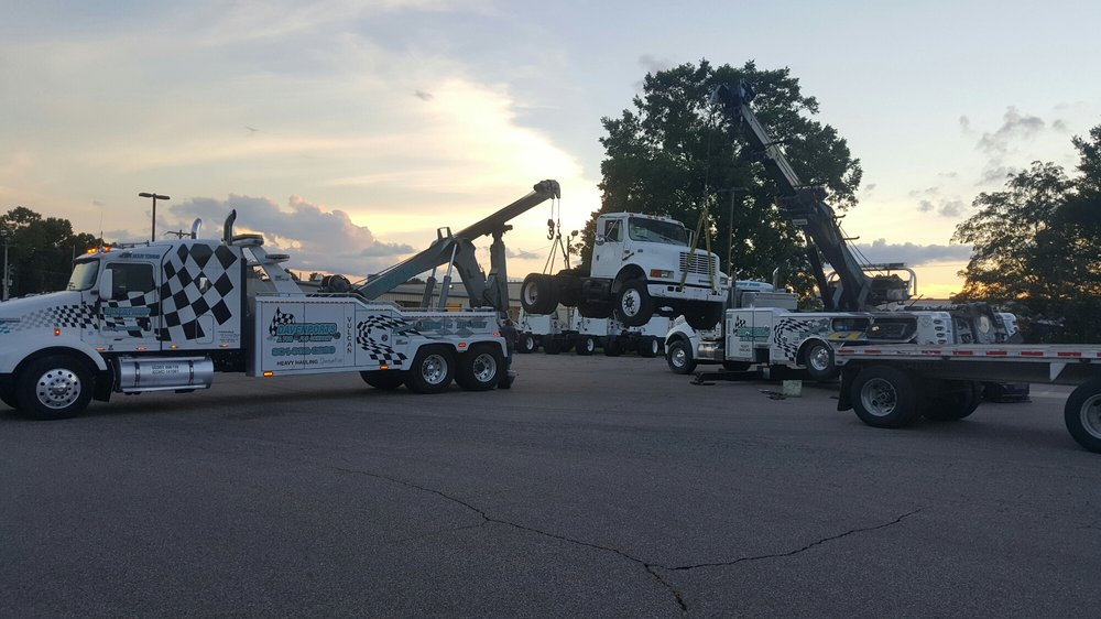 Our heavy duty towing drivers are the best