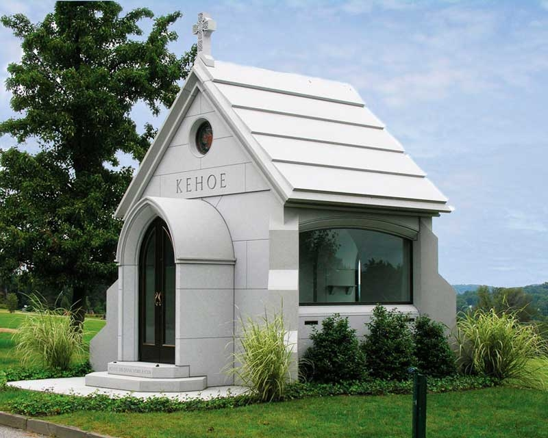 We value your trust, so we pledge to provide you with the peace of mind that comes from knowing that your mausoleum or columbarium is, in fact, the best available: designed by expert mausoleum and col