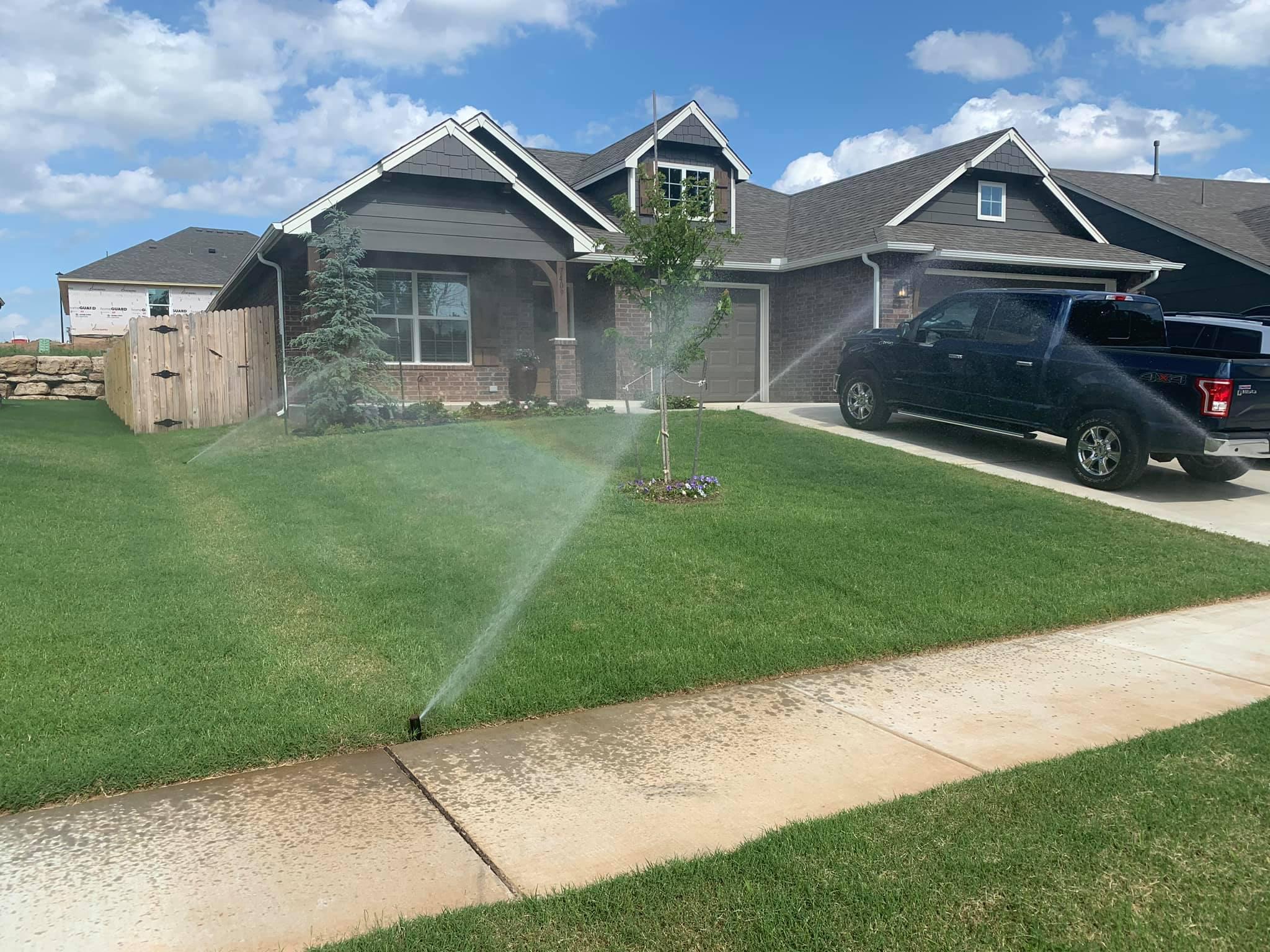 Oasis Turf Care And Irrigation, LLC