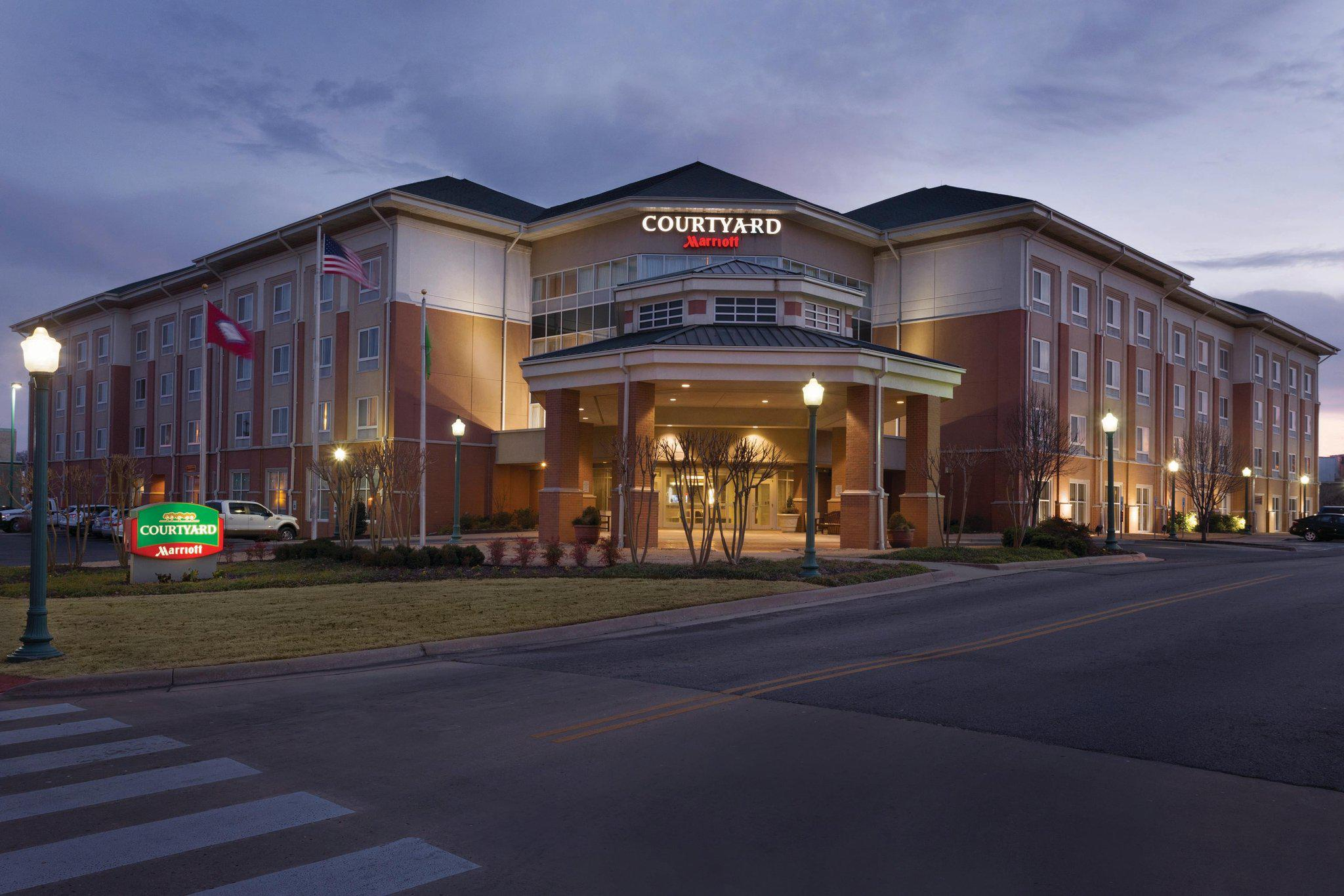 Courtyard by Marriott Fort Smith Downtown