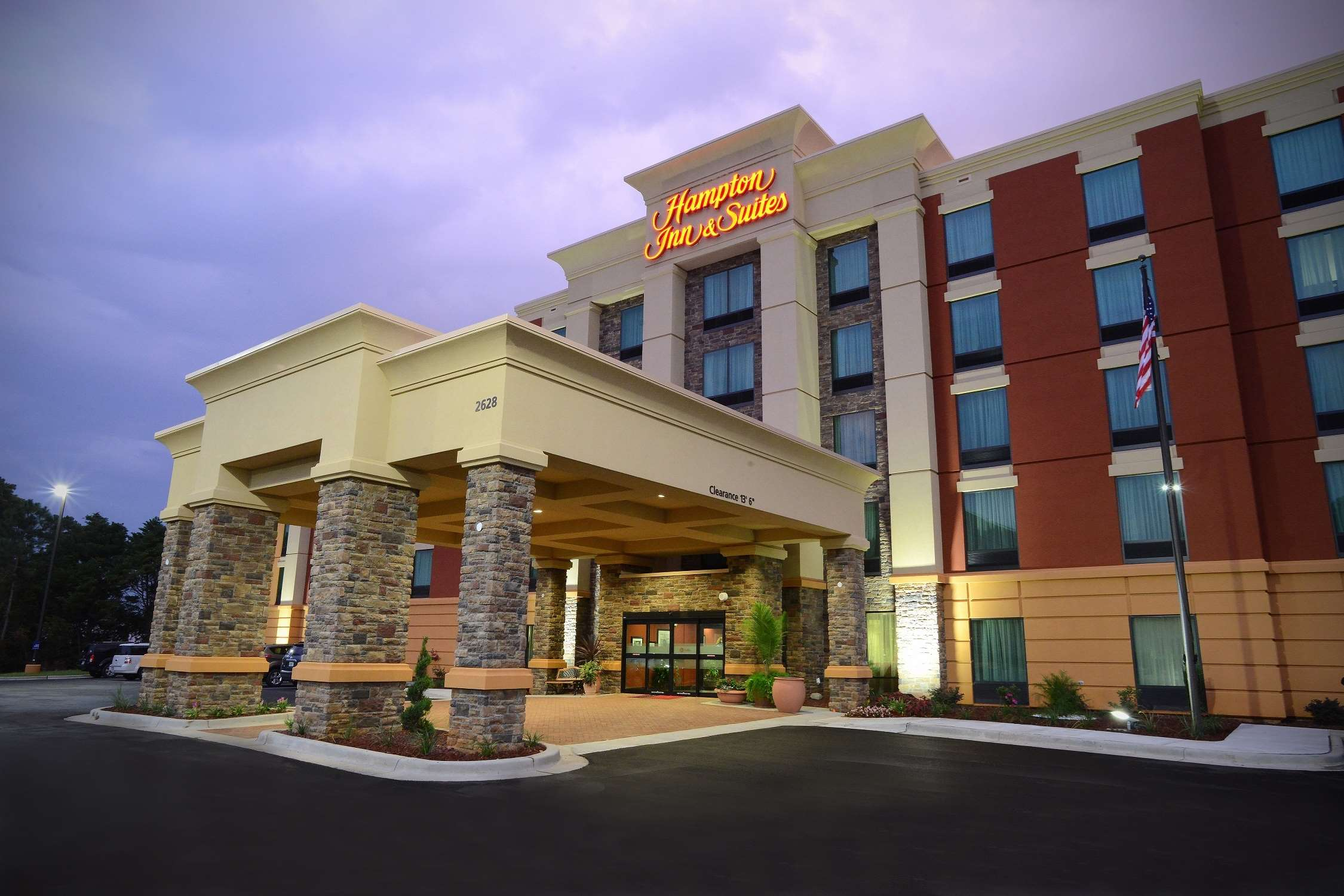 Hampton Inn & Suites Albany At Albany Mall image 1