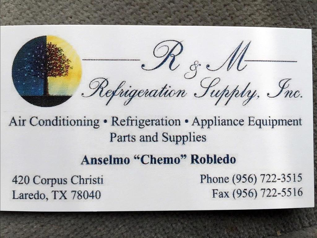 R & M Refrigeration Supply Inc image 2