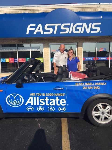 Allstate Insurance Agent: Becky Isbell image 5