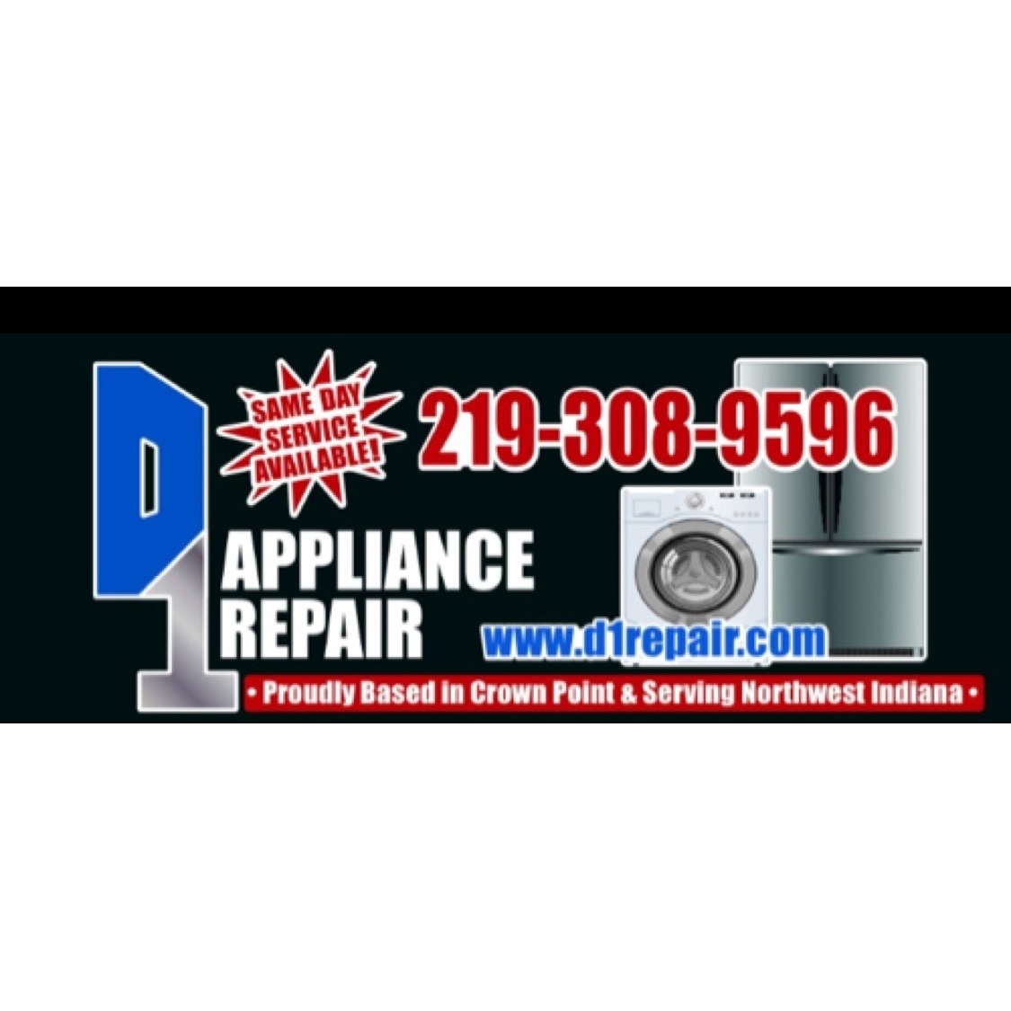 D-1 Appliance Repair