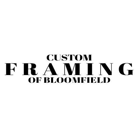 Custom Framing of Bloomfield