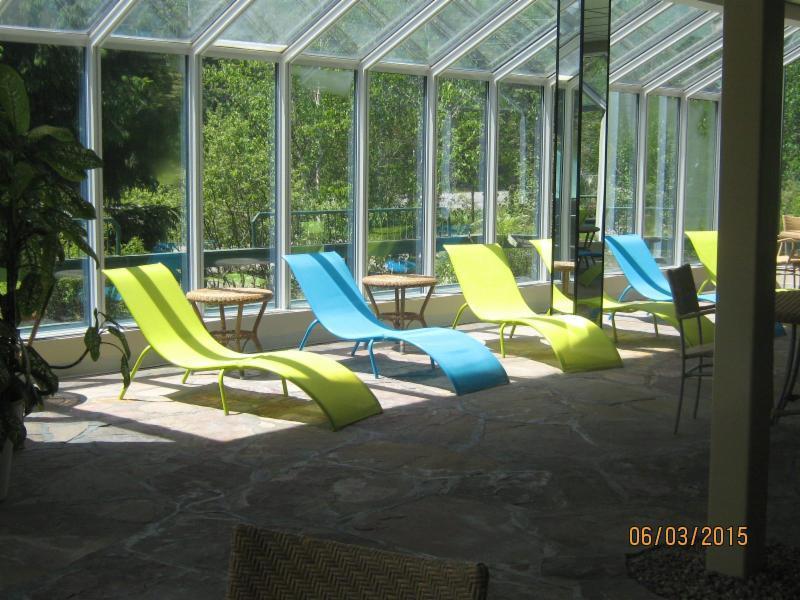 Hôtel Excelsior spa Ste-Adèle à Sainte-Adèle