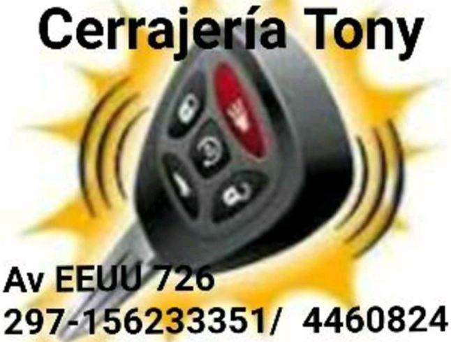 CERRAJERIA TONY