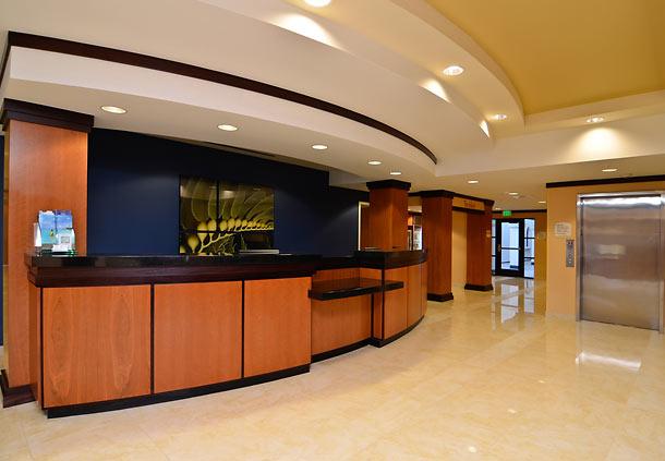 Fairfield Inn & Suites by Marriott Santa Cruz - Capitola image 1