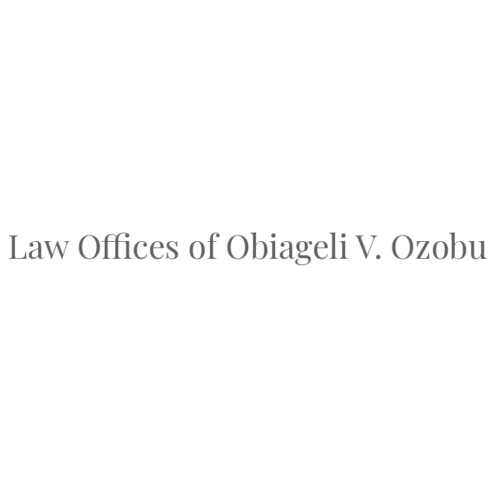 Law Offices of Obiageli V. Ozobu