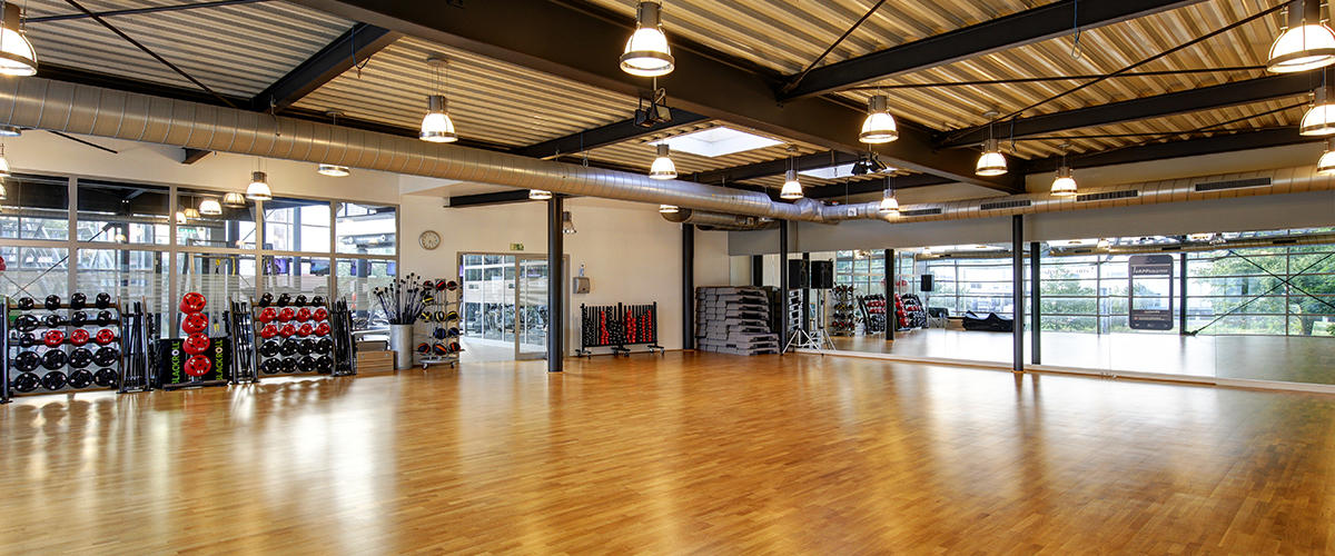 Fitness First Kaiserslautern - Kursraum