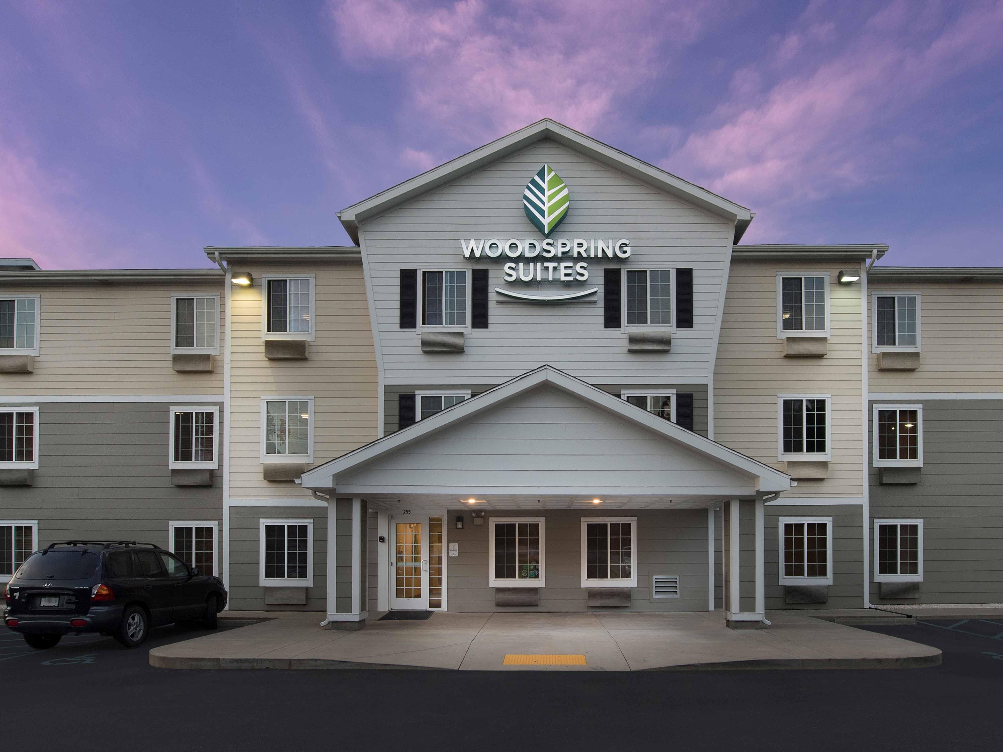 WoodSpring Suites Spartanburg Duncan image 14