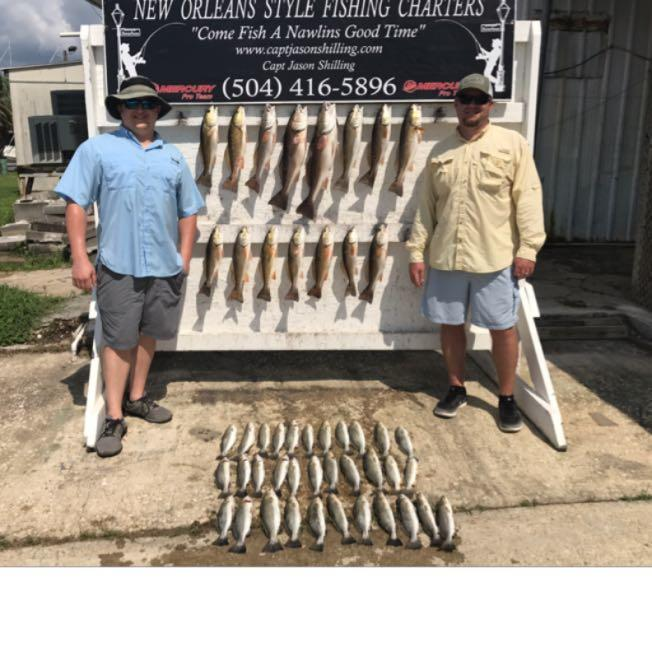 New Orleans Style Fishing Charters LLC image 14
