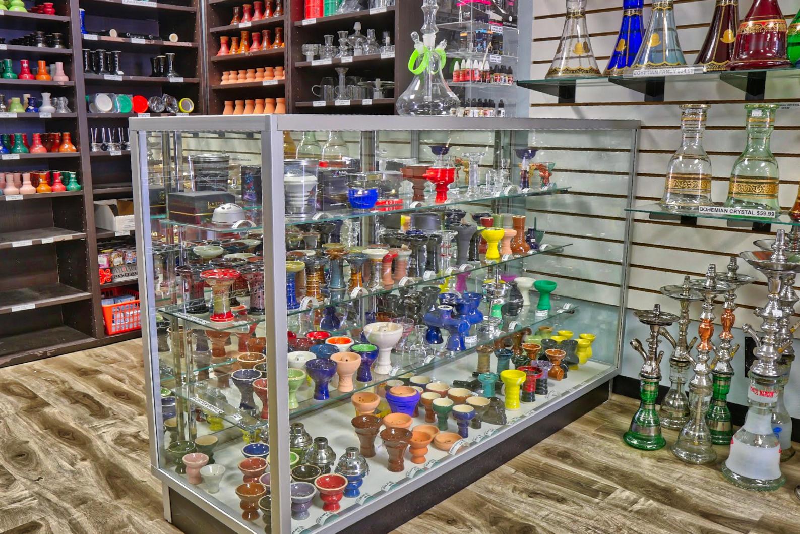 Texas Hookah Store - Smoke Shop - Houston, TX 77054