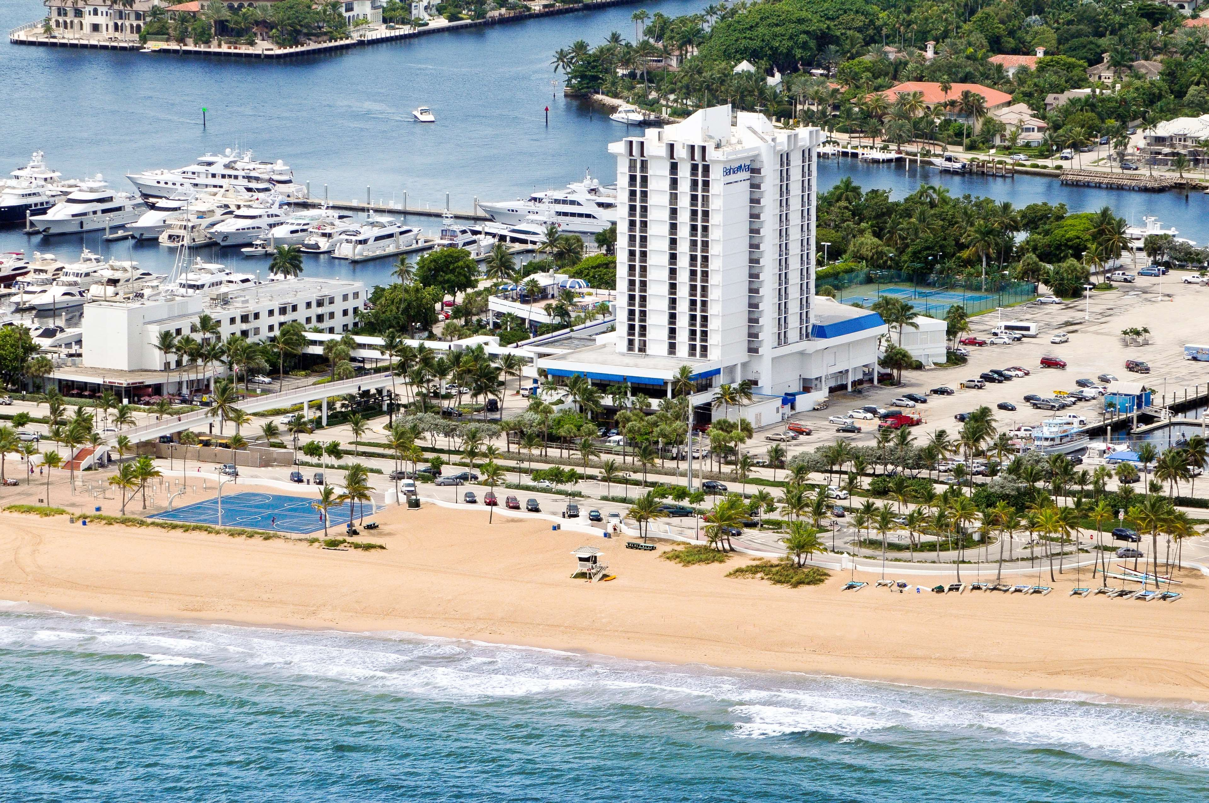 Bahia Mar Fort Lauderdale Beach - a DoubleTree by Hilton Hotel in Fort Lauderdale, FL, photo #8