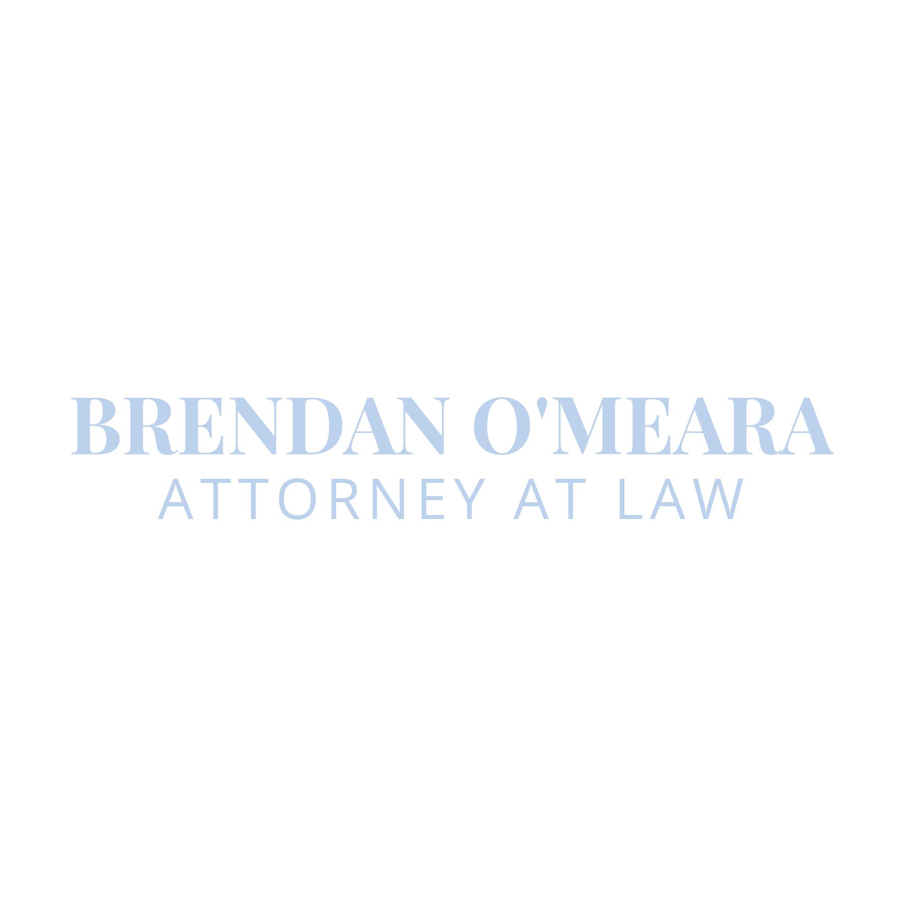 Brendan O'Meara Attorney At Law