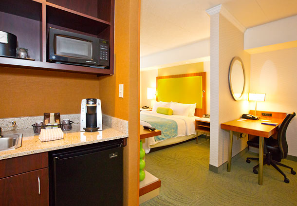 SpringHill Suites by Marriott Pittsburgh North Shore image 2