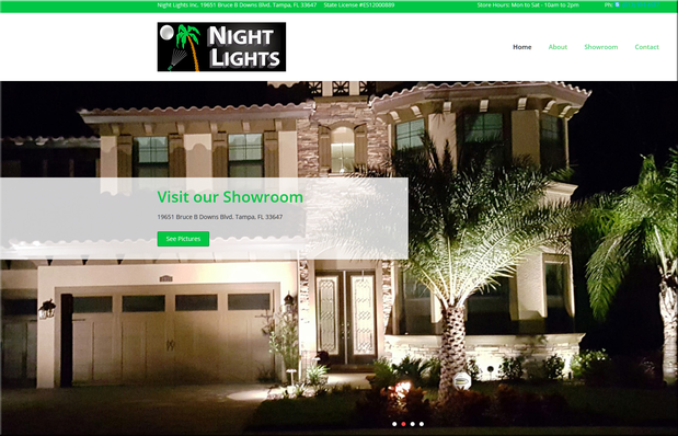 Visit our Website at http://NightLightsInc.com