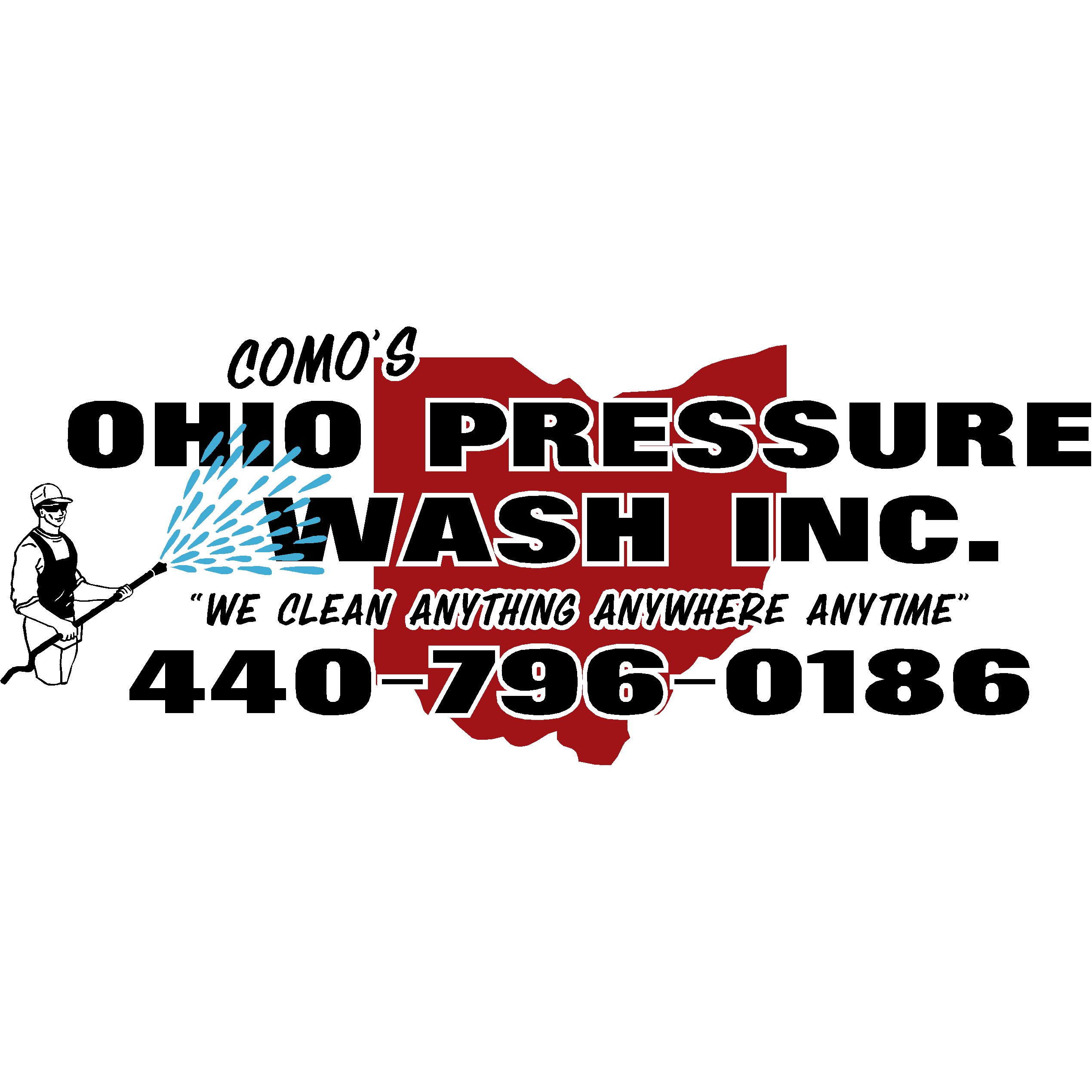 Como's Ohio Pressure Wash Inc.