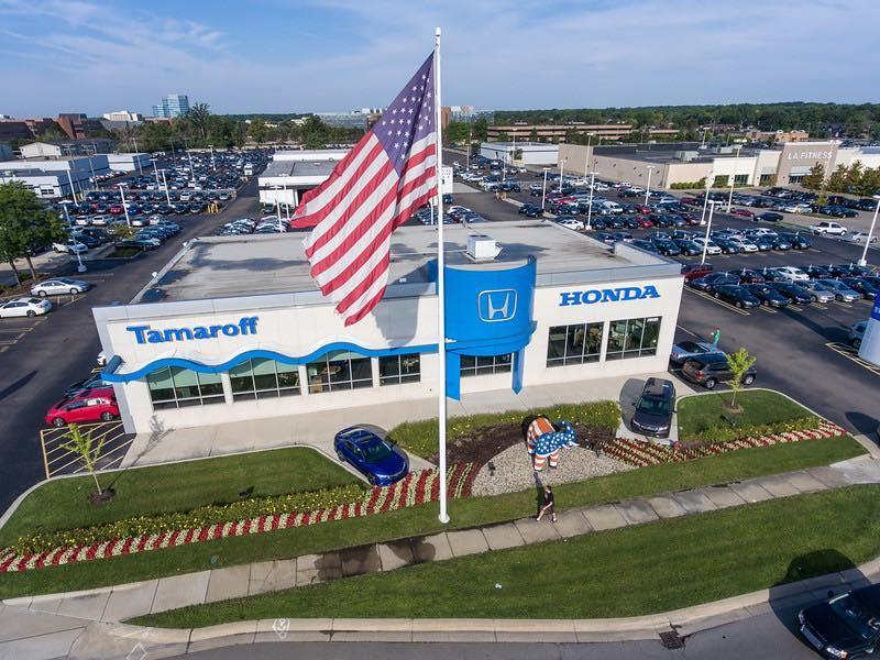 Tamaroff Honda at 28585 Telegraph Rd., Southfield, MI on Fave