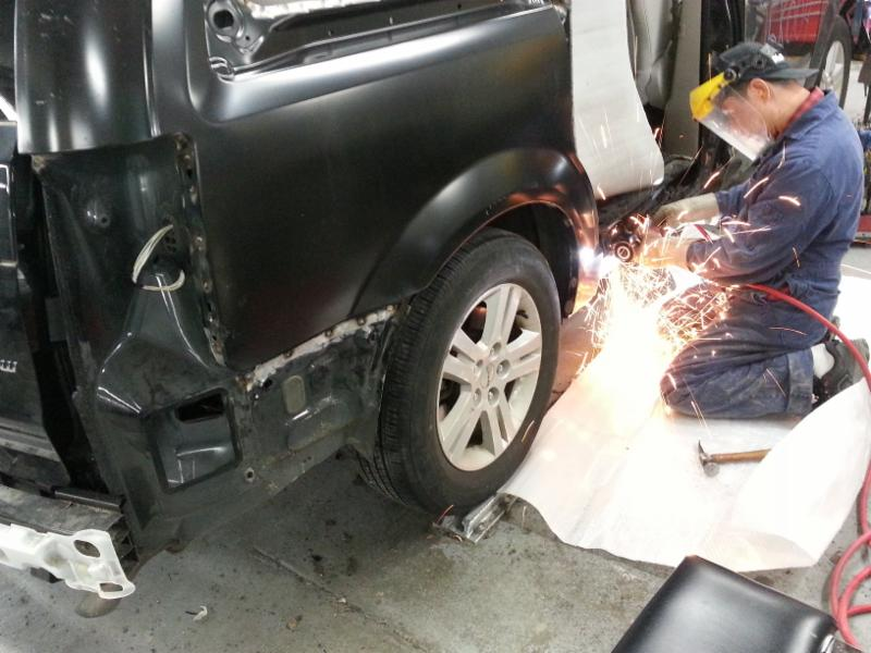 Penney Auto Body in Vancouver: Penney Auto Body hires trained professionals to repair your vehicle and return it to you in premium condition.
