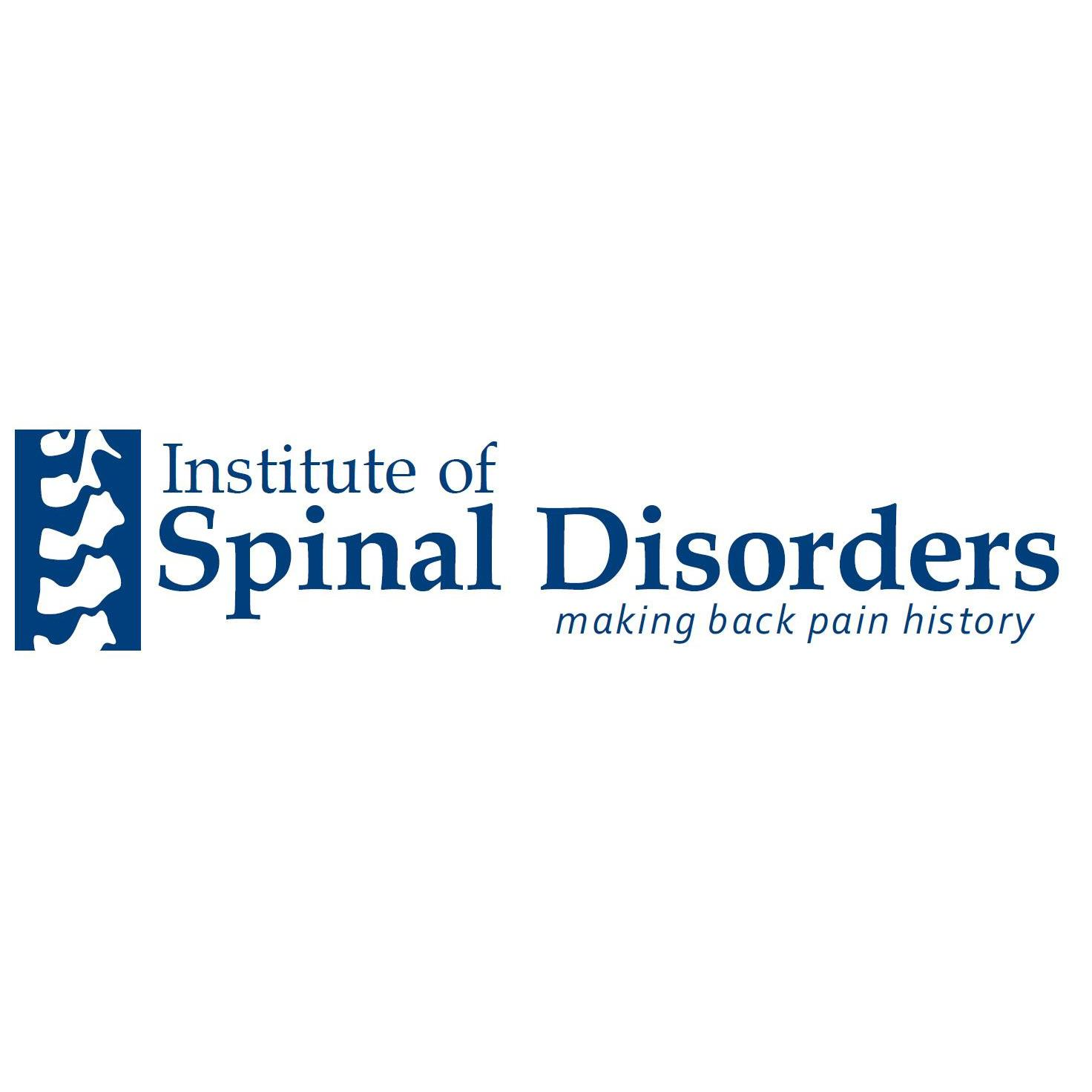 Institute of Spinal Disorders