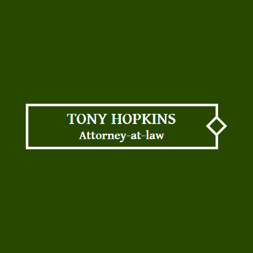 Tony Hopkins, Attorney-at-Law