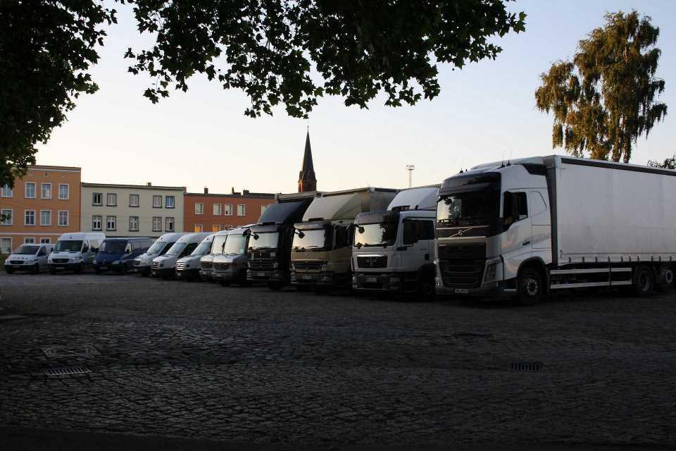 Overnight Parcel Logistik Magdeburg GmbH, Alt Salbke 60-63 in Magdeburg